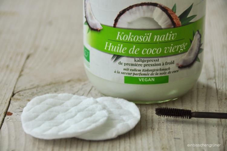 DIY Abschminkzeug: Kokosöl