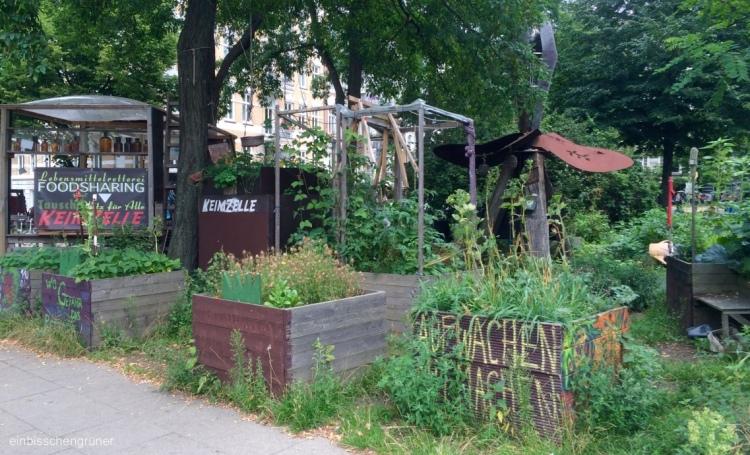 Keimzelle Hamburg Sankt Pauli, Foodsharing