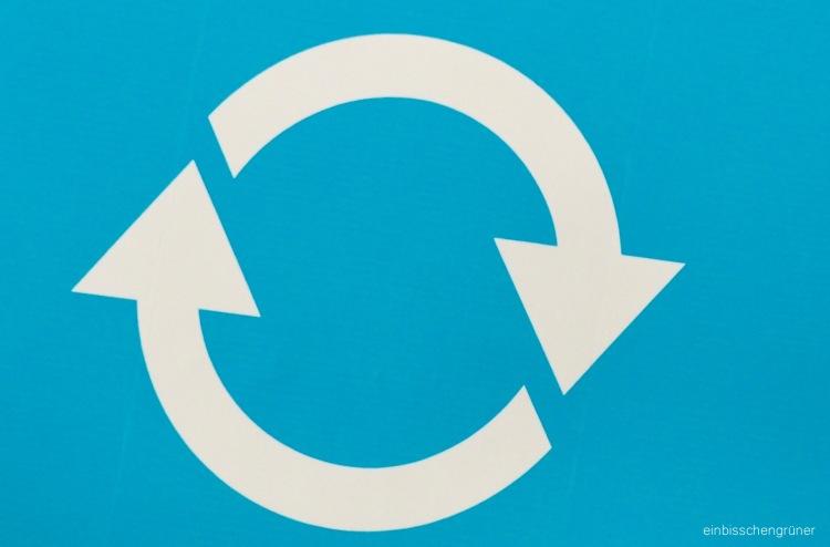 Recycling, Plastik vermeiden, Zero Waste