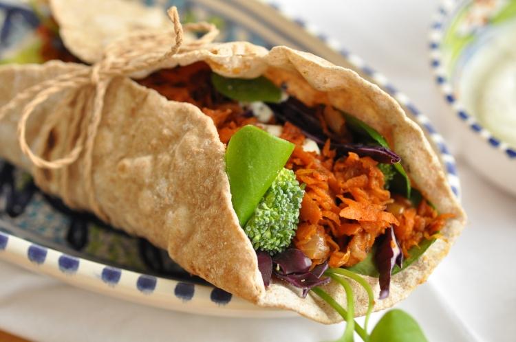 Plastikfreie Wraps - selbstgemacht, gesund, vegan, regional