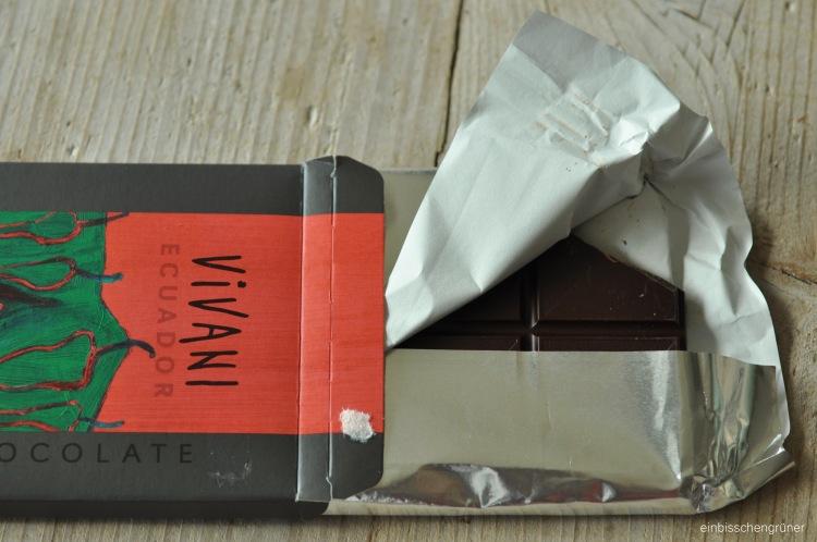 Nachhaltige Schokolade von Vivani