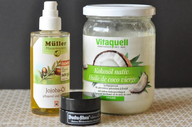Öl gegen trockene und kaputte Haarspitzen