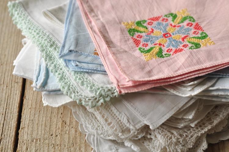 Nachhaltige Stofftaschentuecher statt Papiertaschentuecher
