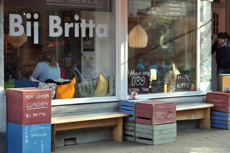 Bij Britta Groningen