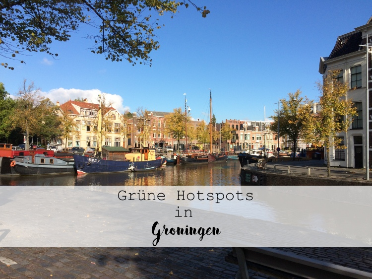 Grüne Hotspots in Groningen