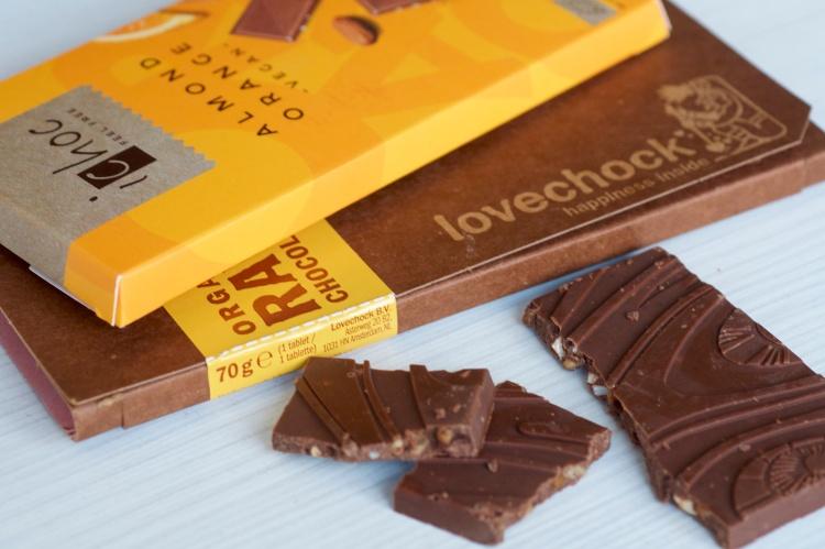 plastikfreie Schokolade