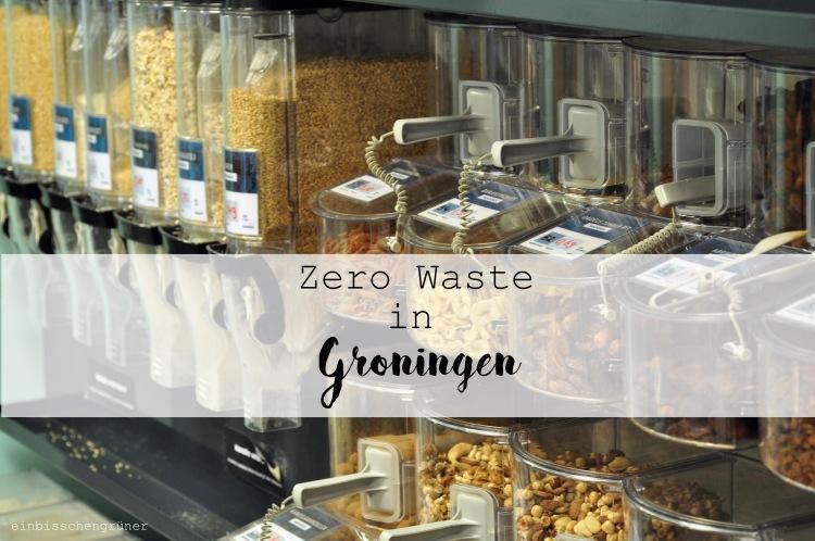 Unverpackt einkaufen in Groningen