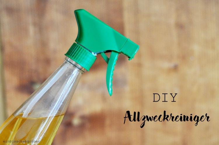 DIY Allzweckreiniger