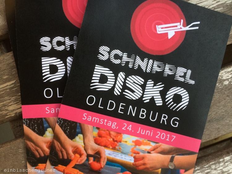 Schnippeldisko Oldenburg 2017