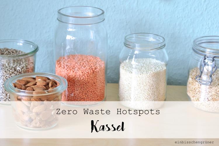 Zero Waste Hotspots in Kassel