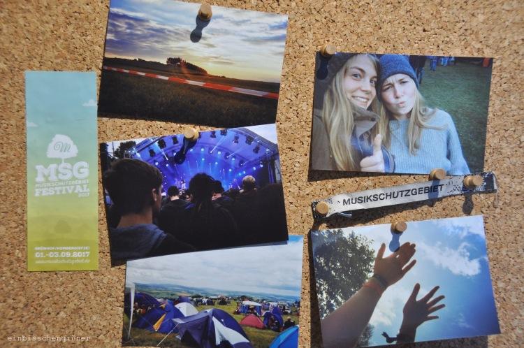 Zero Waste aufm Musikschutzgebiet Festival