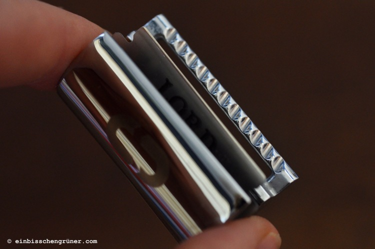 Zero Waste Rasur mit dem Rasierhobel