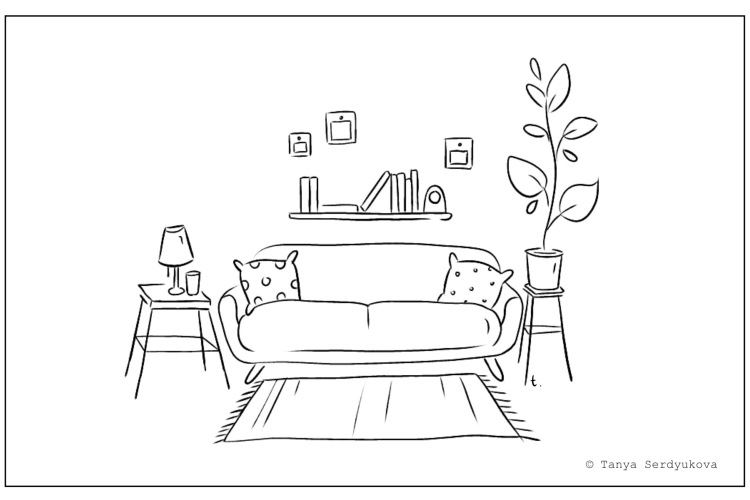 Nachhaltige Möbel kaufen in Oldenburg. Bildcredits: Tanya Serdyukova